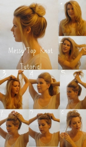 top-knot