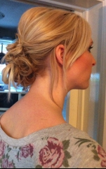 Wedding hair Weybridge