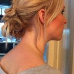 Wedding hair Weybridge