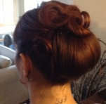 Prom hair Weybridge