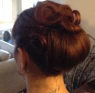 Prom hair Weybridge