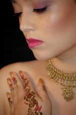Indian wedding make-up Surrey